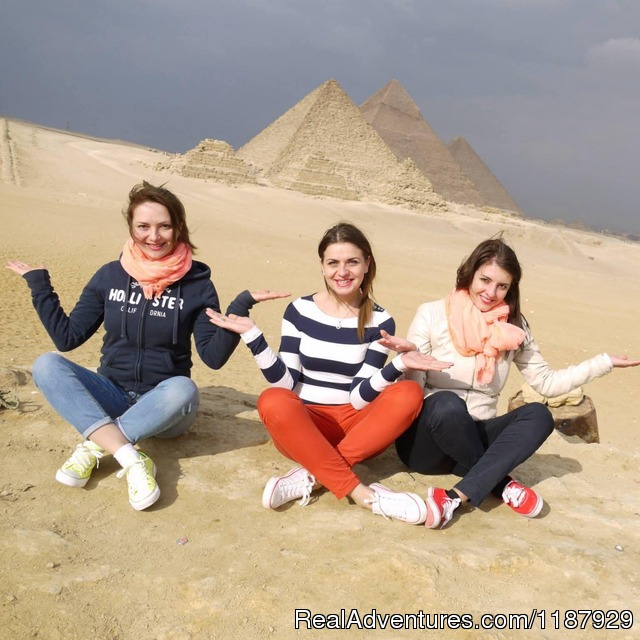 Pharaonic tour guide Sight-Seeing Tours Cairo, Egypt