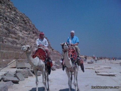 - Pharaonic tour guide