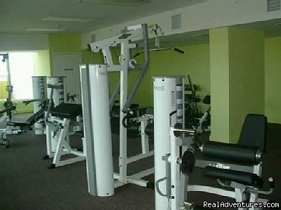 Fitness Room - Miami Condo Rental w/ Pool near South Beach