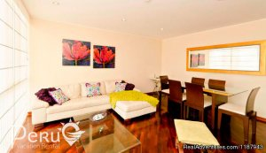 New Luxury Apartment One Block From The Beach Lima, Peru Vacation Rentals