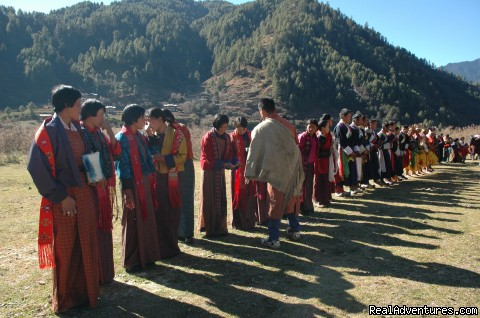 Bhutan Mountain Holiday: