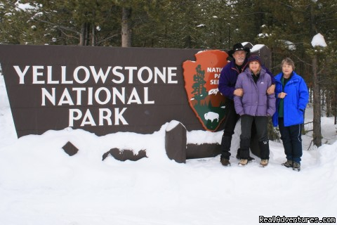 Yurtilicious: Seniors Invade Yellowstone