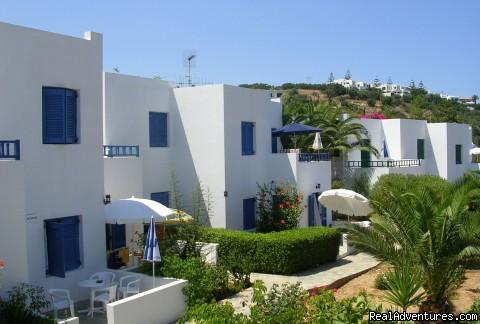 SIRIUS apartments Hersonissos,Crete