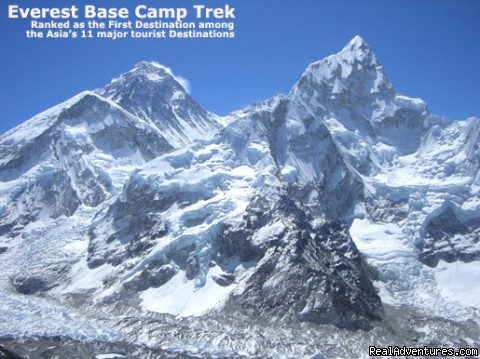 Everest Base Camp Trek Nepal: Everest Base Camp Trek Nepal