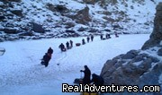 Adventure Tours & Treks in Himalayas: Chader Trek