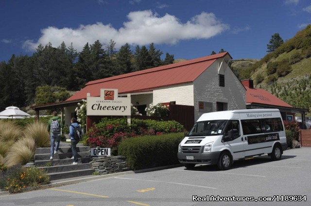 gibbston valley cheesery (#3 of 5) - Queenstown Wine Trail - wine tours New Zealand