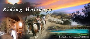 Sicily - Horse Riding and Activity Holidays Palermo, Italy Horseback Riding