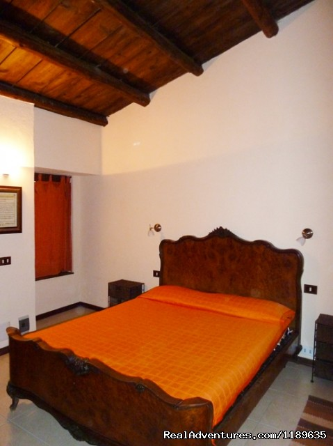 One of the bedrooms - Sicily - Horse Riding and Activity Holidays