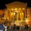 Massimo theatre in Palermo