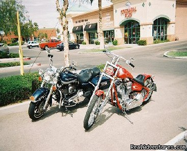 Image #4 of 6 - Motorcycle Rental & Tours in Las Vegas, Nevada