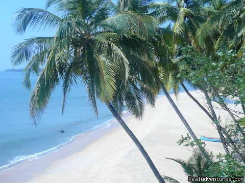 Private BEach - Seashell Beach resort, Romantic Weekend Getaways A