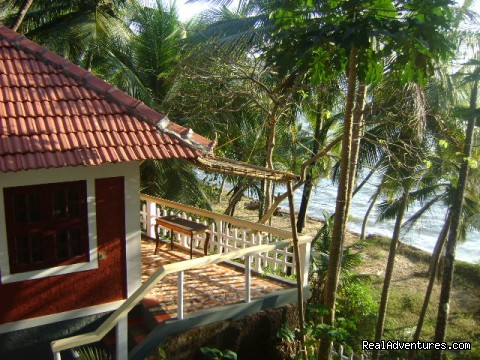 Seashell Hut - Seashell Beach resort, Romantic Weekend Getaways A