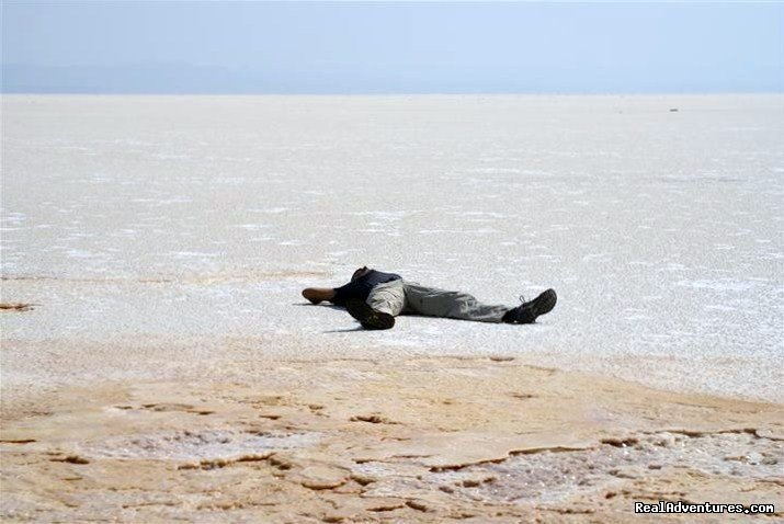 Salt lake Ethiopia, Dalol | Image #11/17 | Tours in Ethiopia ..The right way