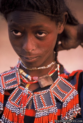 Afar tribe - Tours in Ethiopia ..The right way