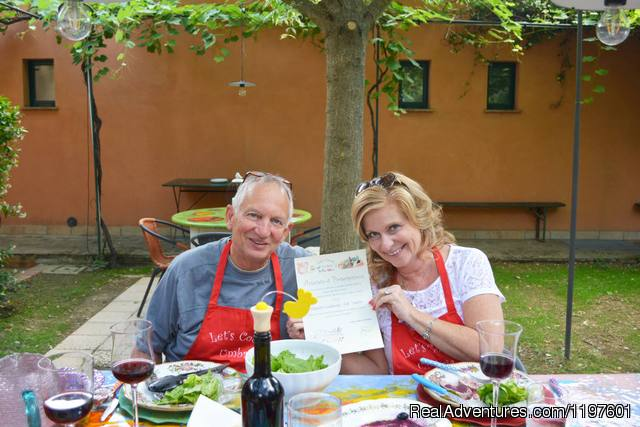 5 Days Italian Cooking Holidays in Italy