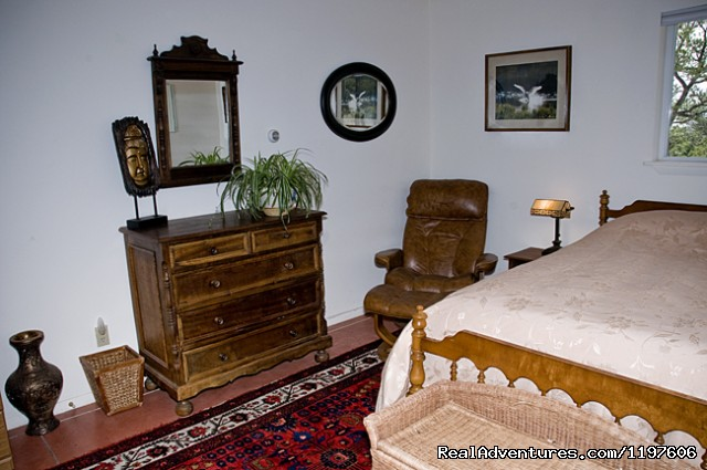 B&B room in Main House - Enchanted Forest Accommodations Crestone CO