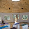 Geodesic Sacred Space - interior