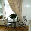 nice french table with chairs of la vie en Rose