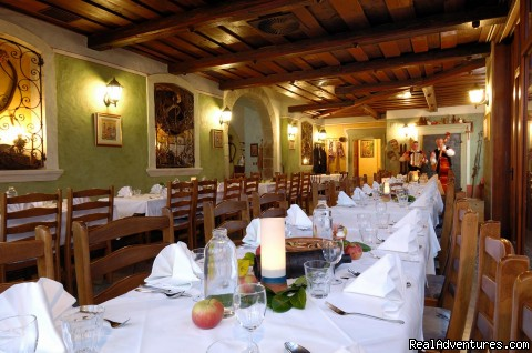 Lectar Restaurant since 1822 - Traditional Slovenian House Lectar