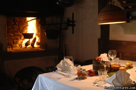 Lectar restaurant - Traditional Slovenian House Lectar