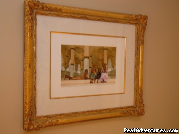 African princesses, original signed photography - Lincoln Park Guest House