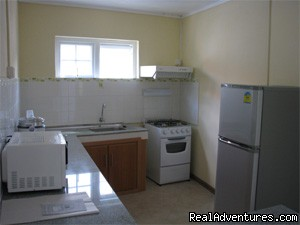 Equipped Kitchen - Budget Hotels and Rentals Mauritius