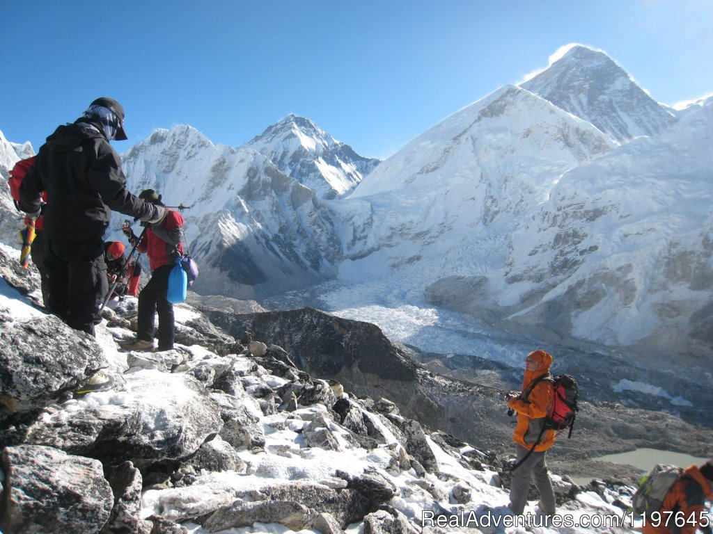Mt. Everest Top Of the world | Image #4/5 | Trekking and Hiking in Nepal