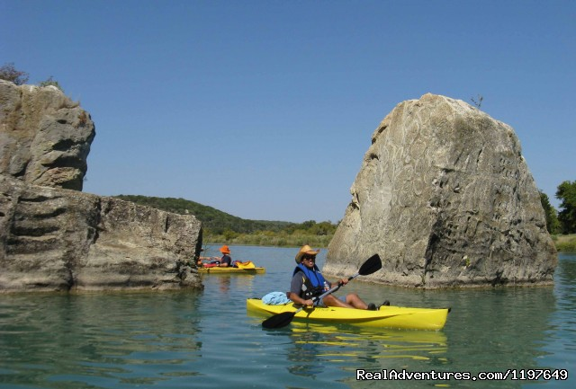 Rock Giants - Kayaking and Canoeing Rentals & Tours