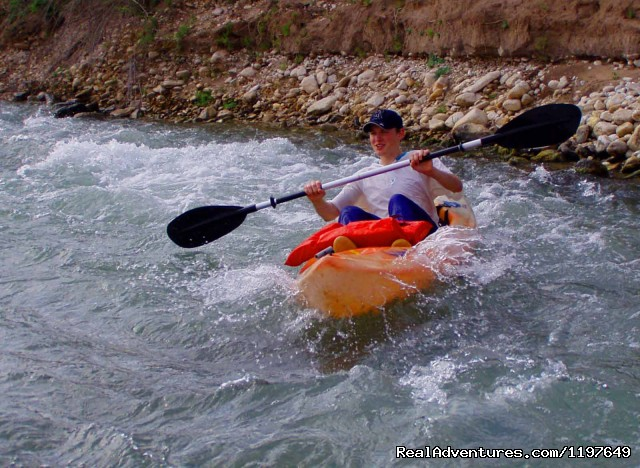 Slicing a Curve (#4 of 21) - Kayaking and Canoeing Rentals & Tours