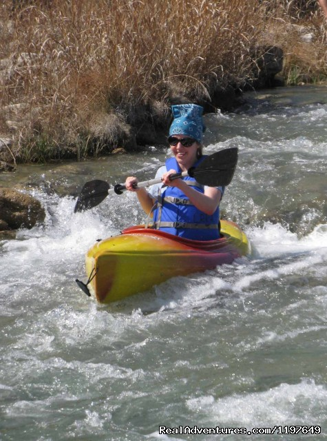 Do-ing it right. - Kayaking and Canoeing Rentals & Tours