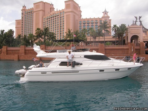 Image #1 of 13 - Miami Yacht Charters - Daily - Affordable and Fun