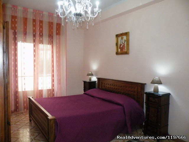 Classic Style Bedroom - Il PESCO, a Mediterranean Style Apartment