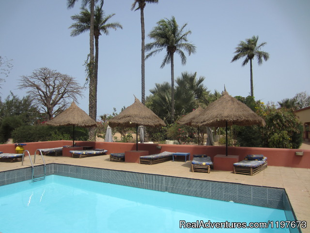 Image #3 of 5 - Lodge in Gambia