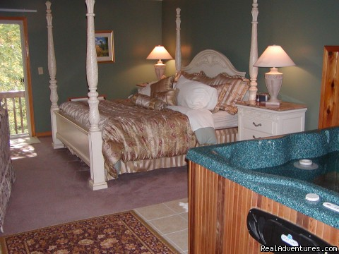 Romantic Couples Resort: Springbrook ROom