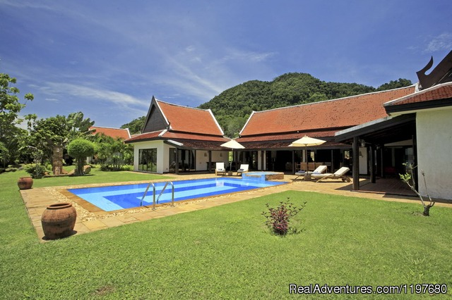 KALEANE-A seafront private villa in Krabi