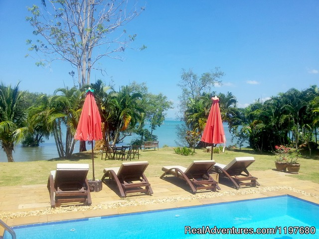 - KALEANE-A seafront private villa in Krabi