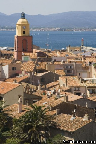 Luxury travel on the French Riviera