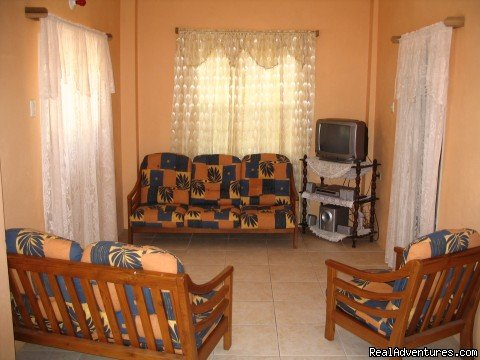 Communal Lounge | Image #4/15 | Fish Tobago guest house