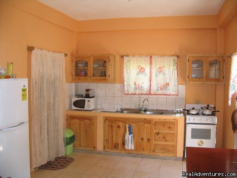 Communal Kitchen | Image #5/15 | Fish Tobago guest house