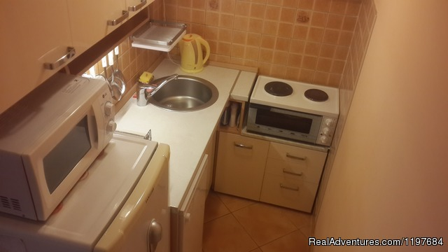 A2 kitchen with dishwasher - Relaxing vacation in Apartments GaMa Igalo