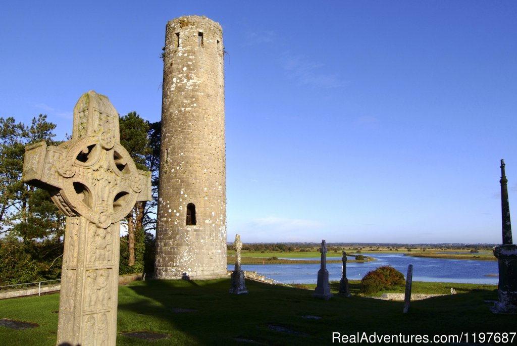 Clonmacnoise, Ireland | Image #15/23 | Archaeological Tours, Gulet Cruises and Charters