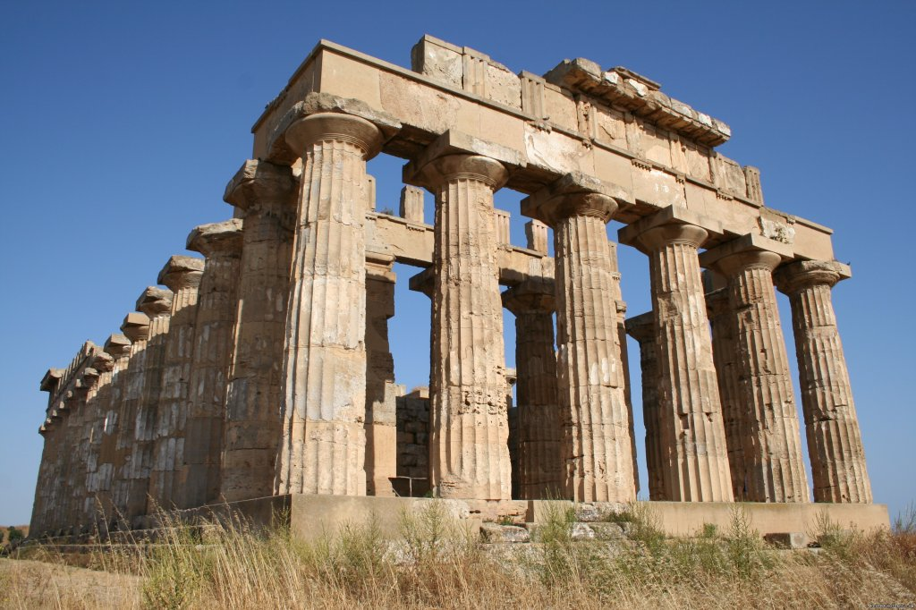 Ancient Greek temple, Sicily, Italy | Image #19/23 | Archaeological Tours, Gulet Cruises and Charters