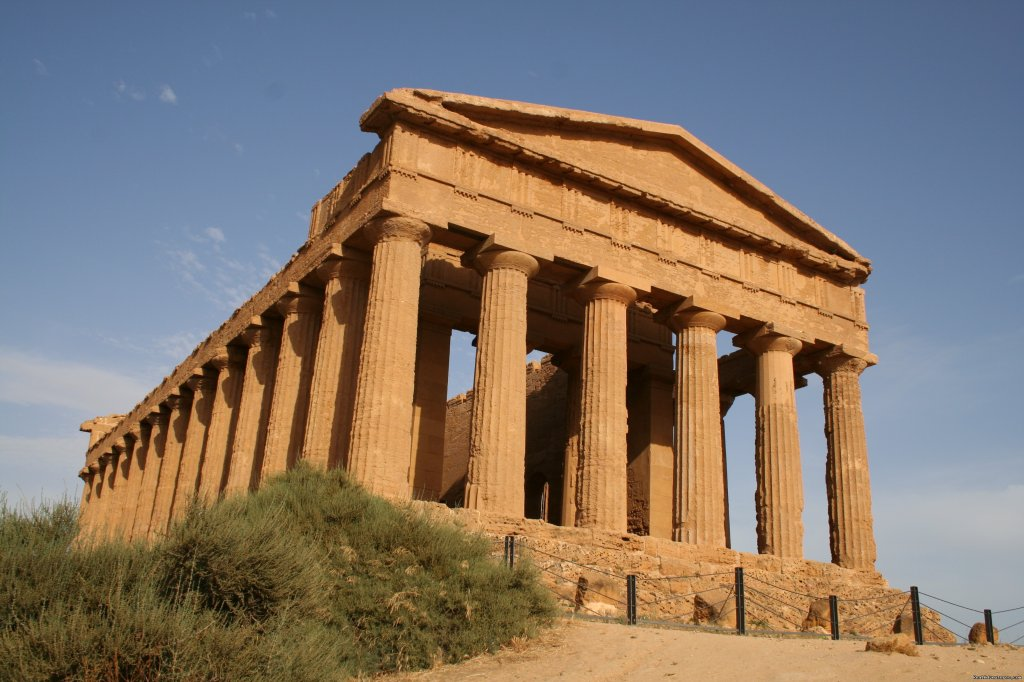 Ancient Greek temple, Sicily, Italy | Image #18/23 | Archaeological Tours, Gulet Cruises and Charters