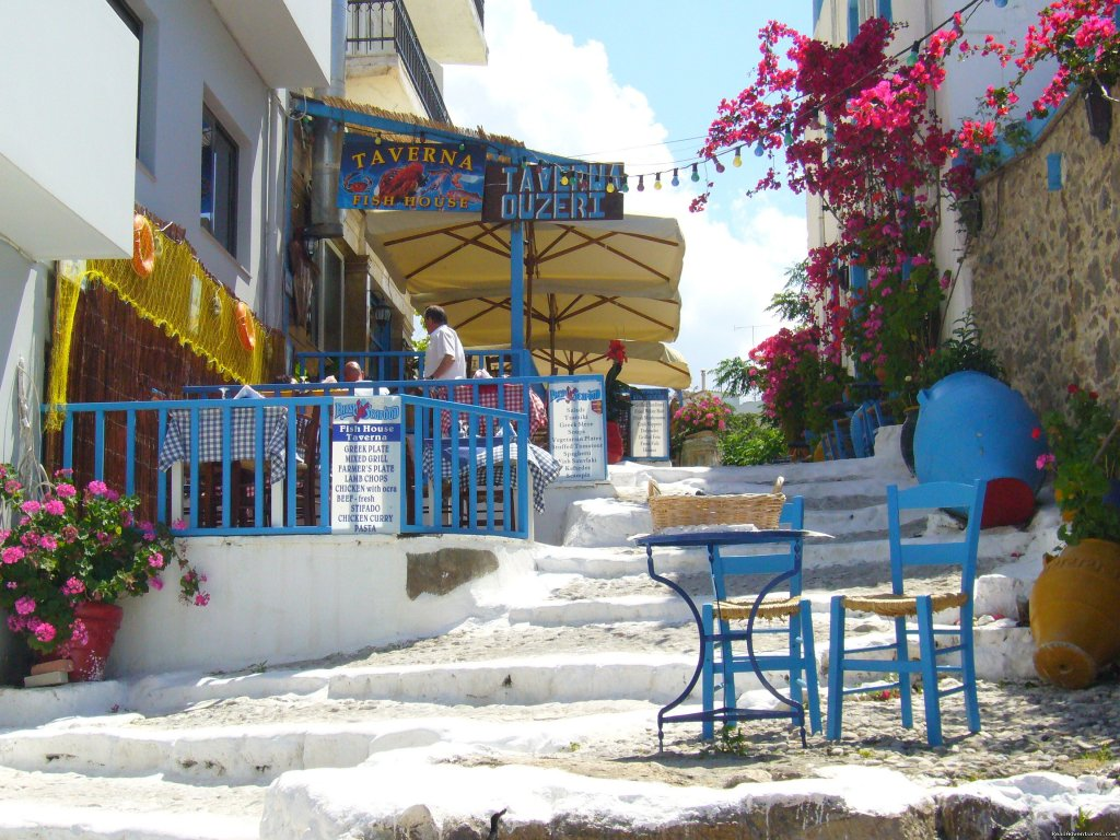 Greek taverna, Samos | Image #20/23 | Archaeological Tours, Gulet Cruises and Charters