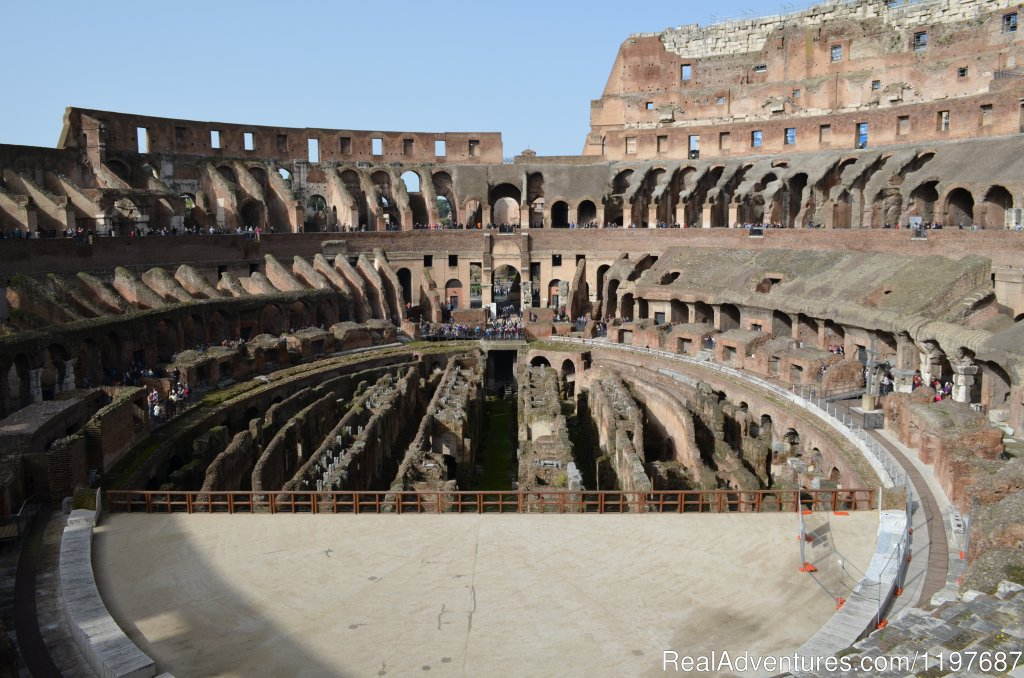 The Colosseum Rome | Image #17/23 | Archaeological Tours, Gulet Cruises and Charters