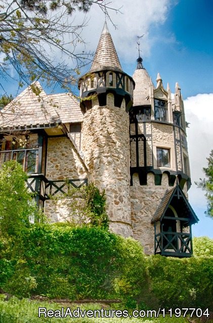 Thorngrove Manor western tower - Romantic  Escapism at Thorngrove Manor Hotel