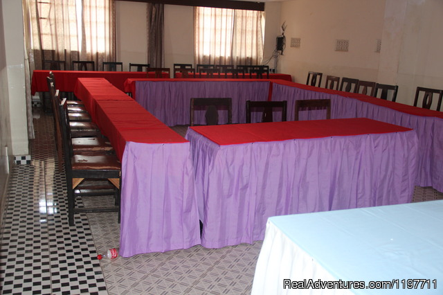 Conference Hall - Hotel Near lake & Furnished Apartment.Kisumu,Kenya