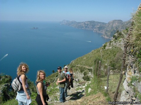 sentiero degli dei   - Sun ,sea,trekking , Kayak ,culture & The Best Food