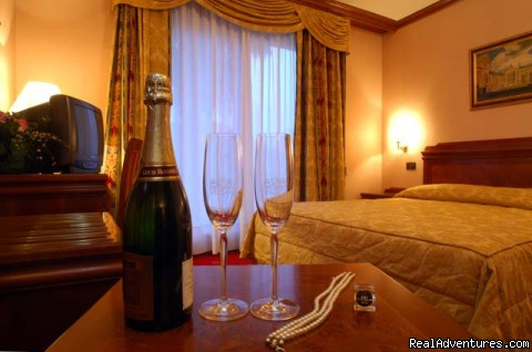 Double Room (#2 of 14) - Hotel President - A word for luxury!
