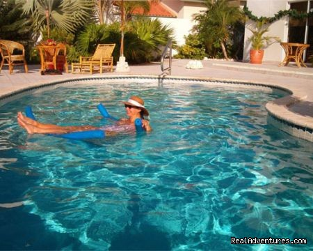 Aruba Harmony Apartments..Harmony pool - Aruba Harmony, a charming place to be!